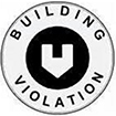Building Voilation Logo